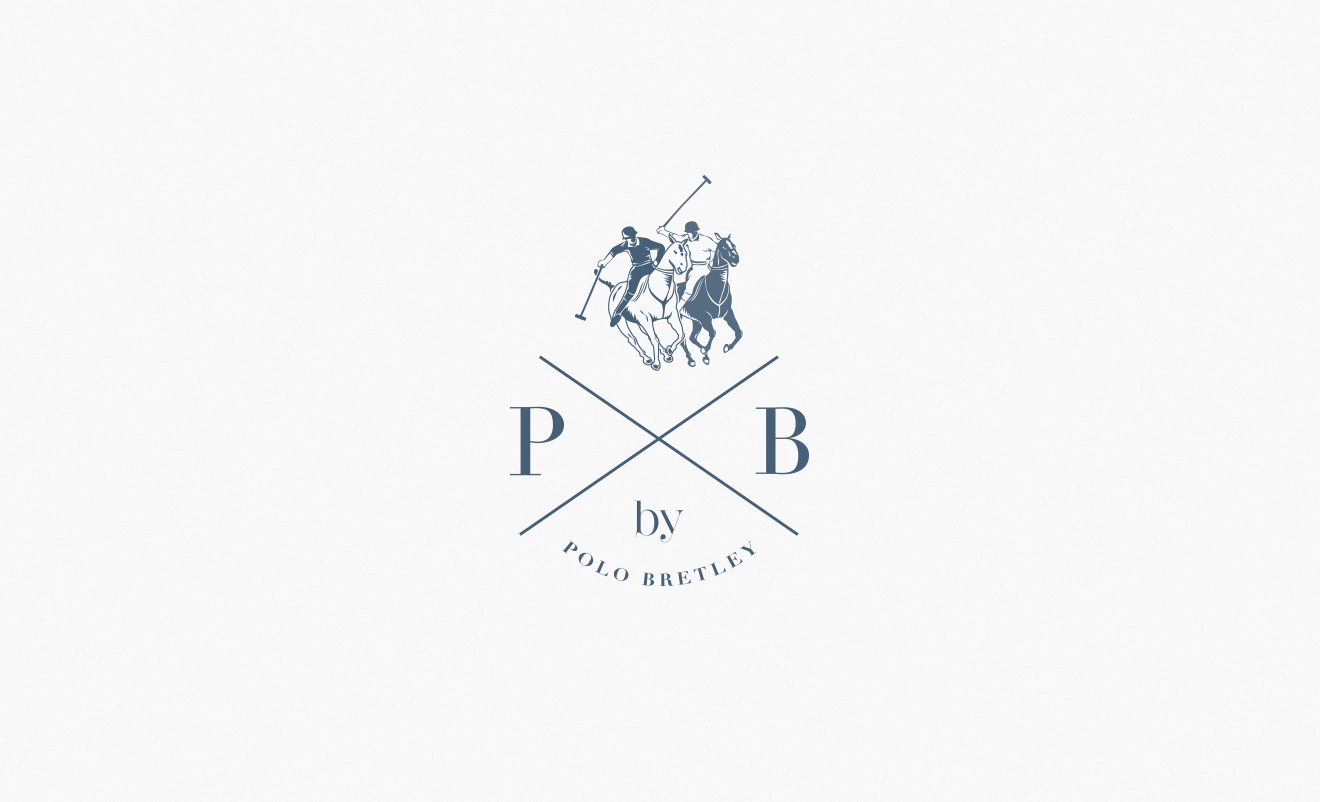 Logo Polo-fashion brand identity