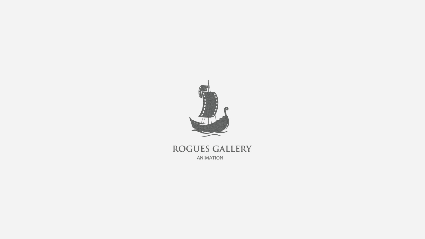 bratus-logo design-Rogues gallery
