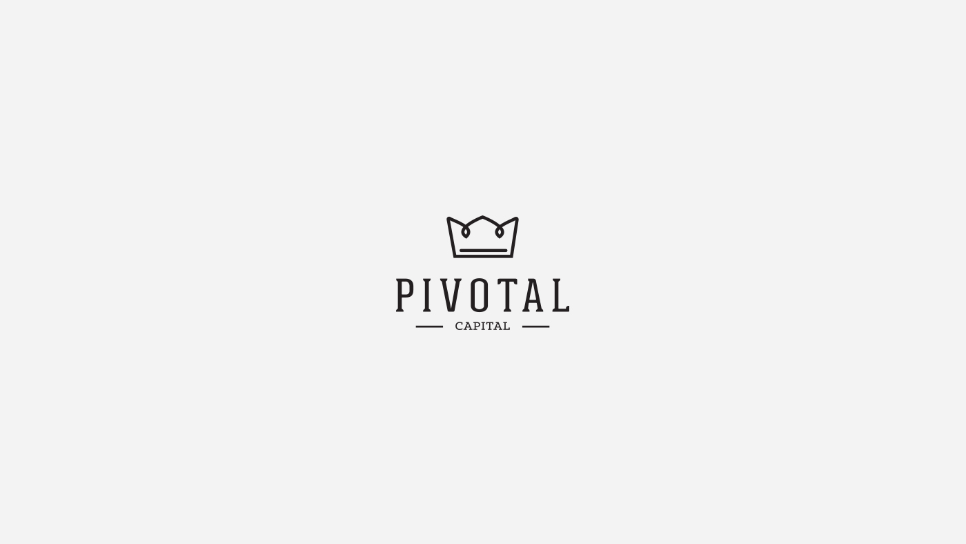 bratus-logo design-pivotal capital