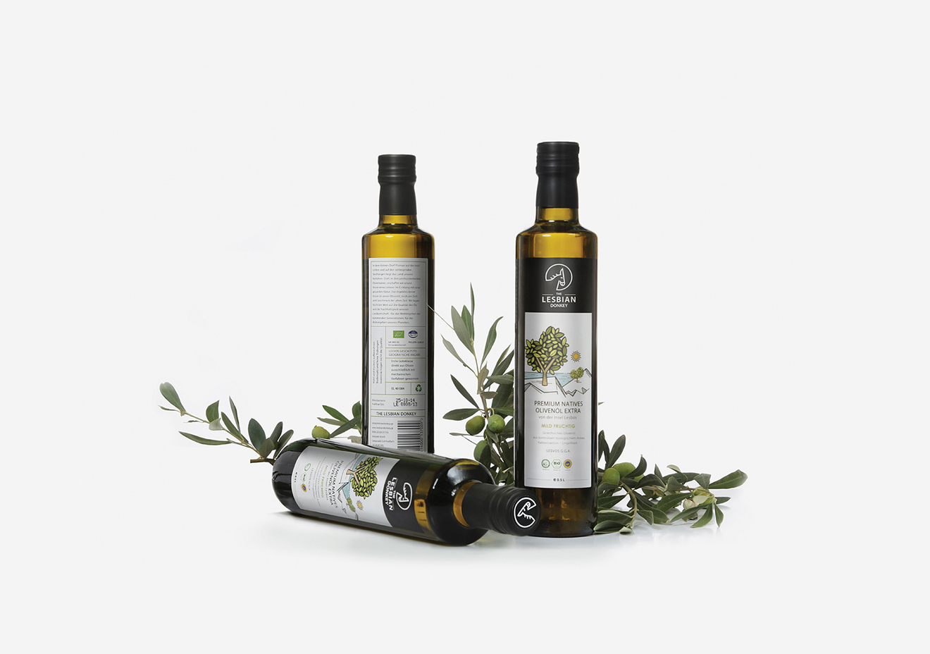 packaging olive-lesbian donkey-bratus
