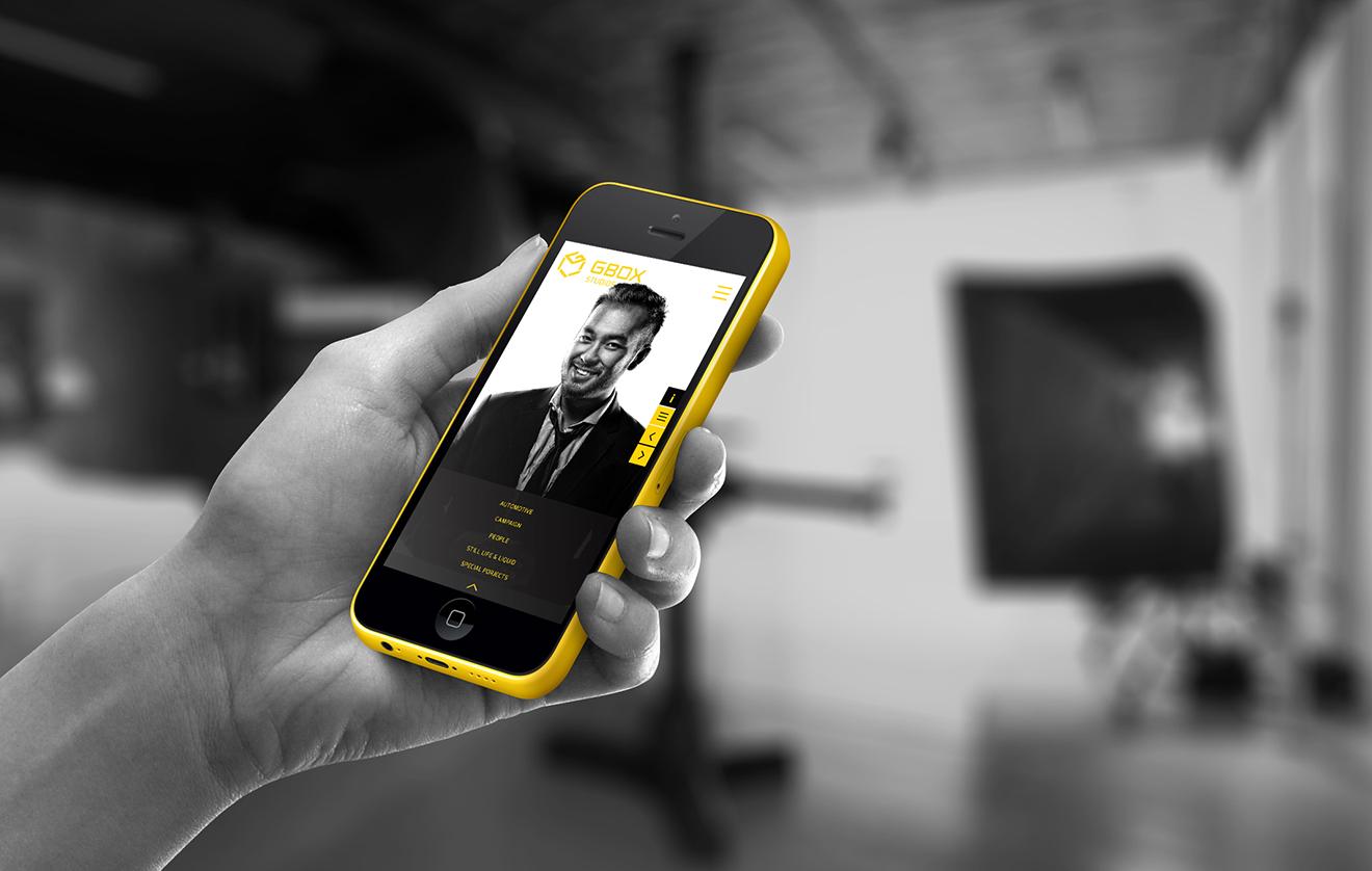 web mobile-responsive mobile