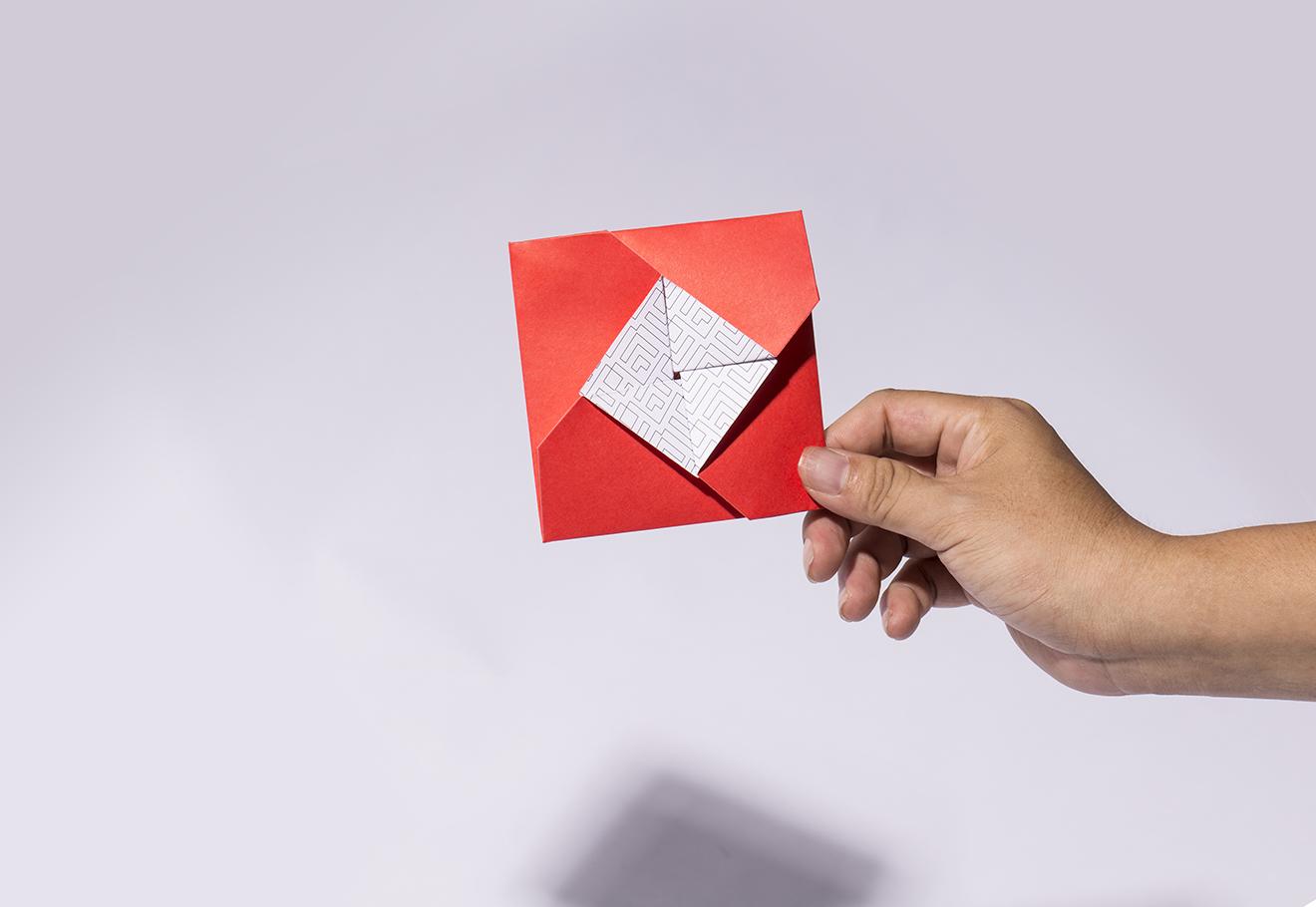 thiep trung thu -origami card-techcombank-bratus