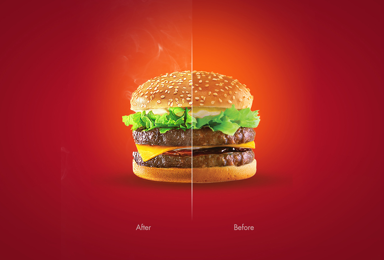 Lotteria Vietnam Bratus Chicken Burger Set Beside Lotteias Land Agency Also Improving The Online Images Of New Image Will Focus On Factors Tasty Food And Friendly