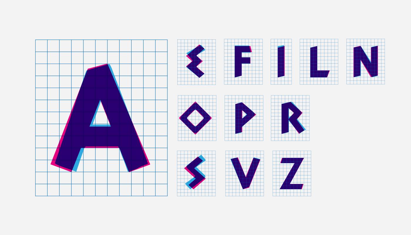 typeface custom process-bratus agency-branding agency vietnam-logo designer vietnam-vinpeal safari