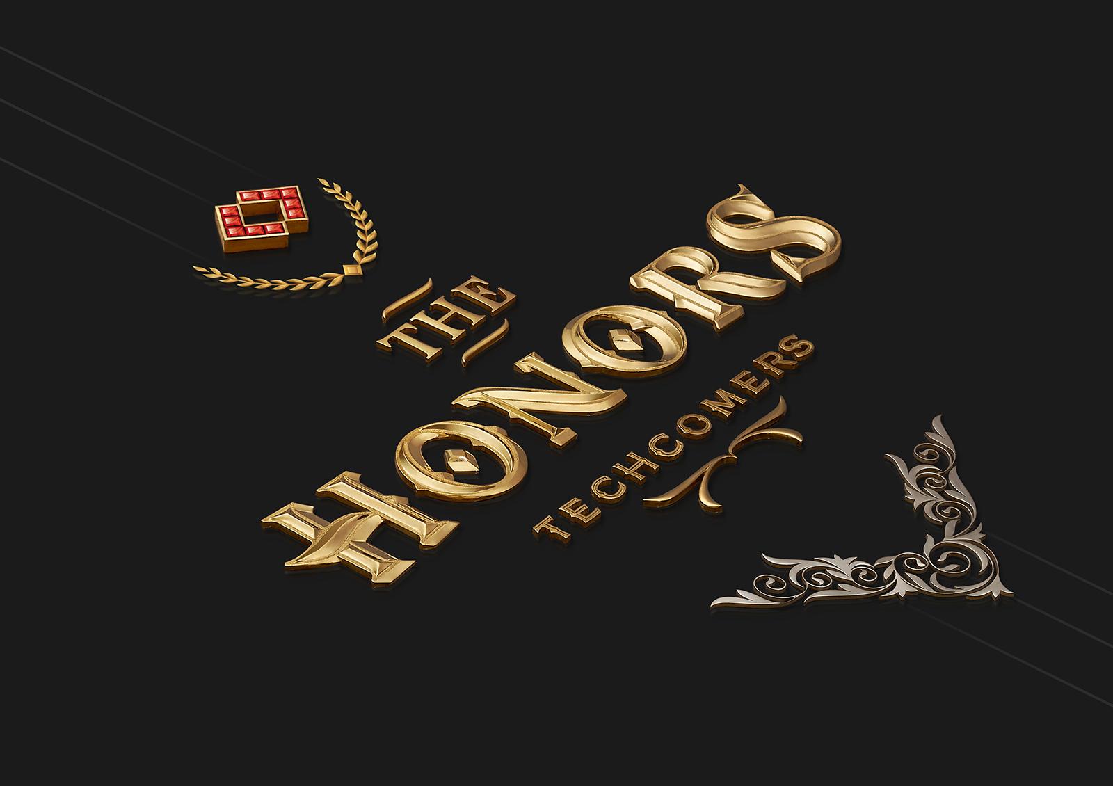 gold typography-branding agency vietnam-graphic designer vietnam