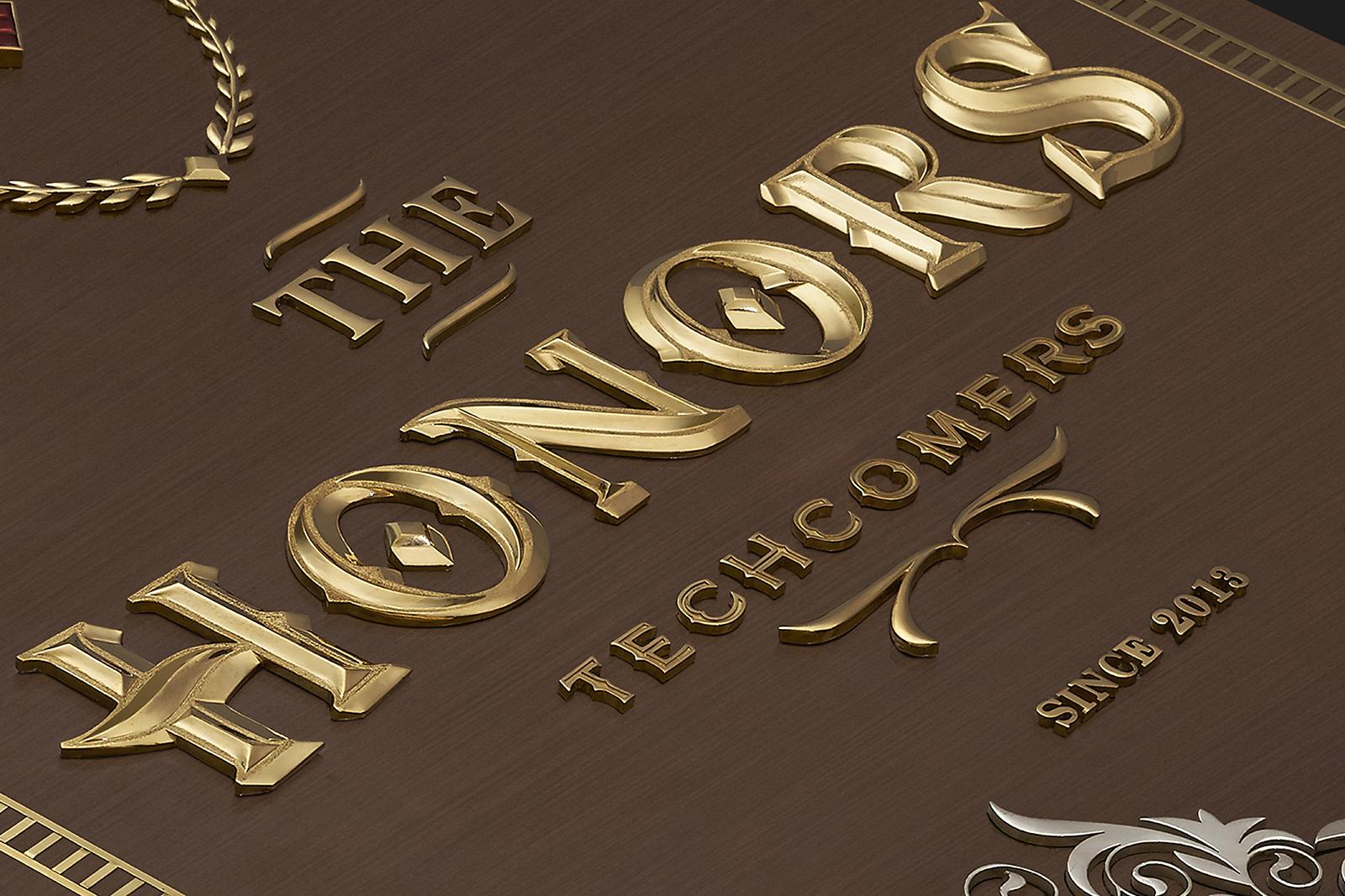 goldbook - design agency vietnam-vietnam typography