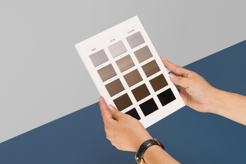 catalogue aluminum-print design-an pham marketing