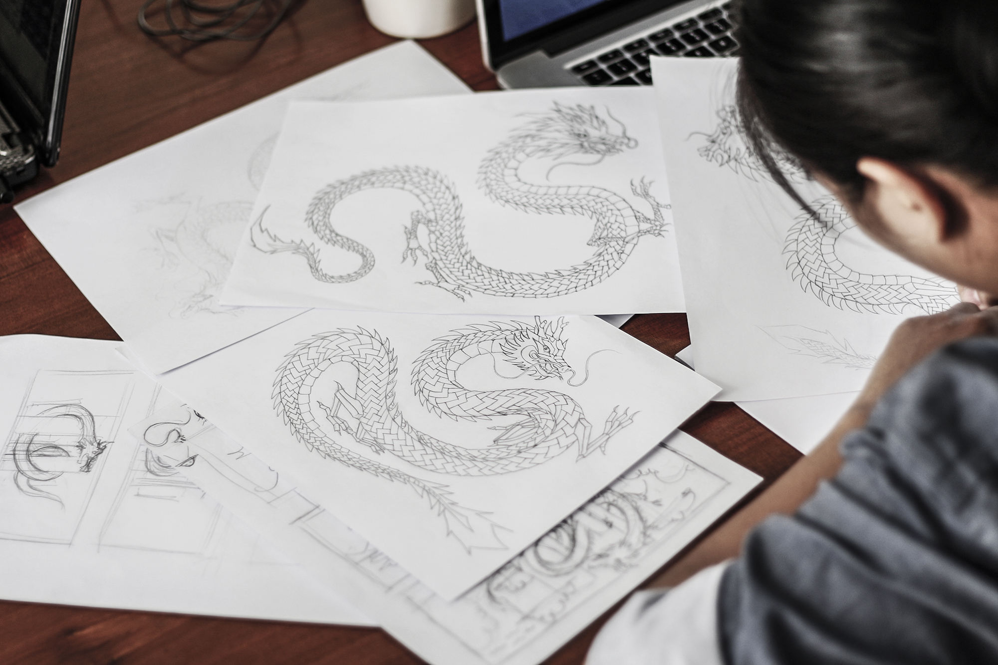 dragon vietnam-rong viet nam-bratus agency