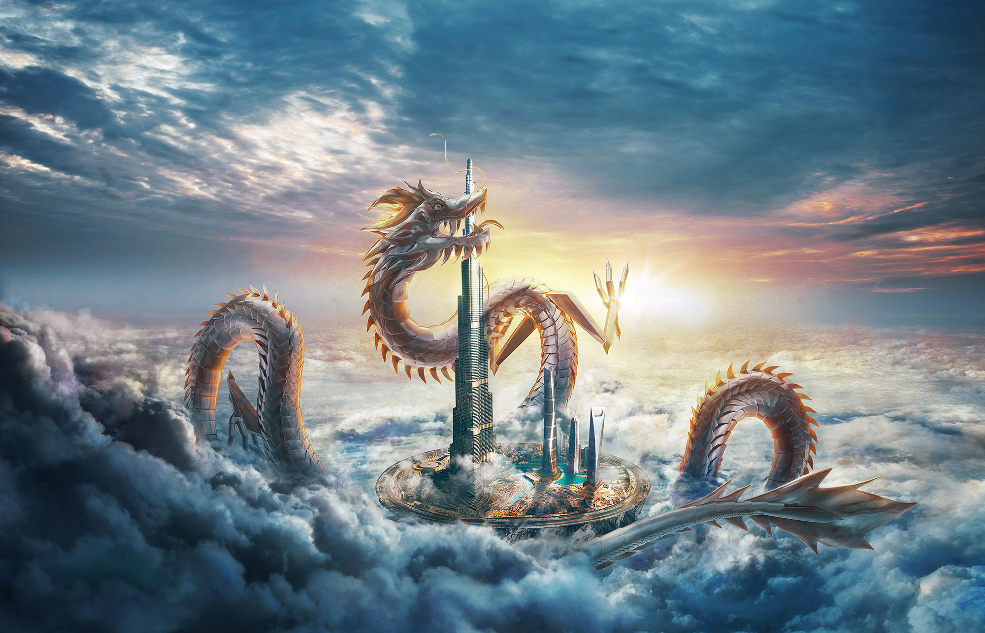 dragon vietnam-rong vietnam- digital imaging-photomanipulation-bratus agency vietnam