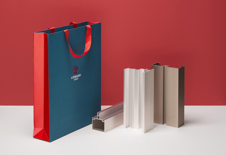 long van group-paper bag-aluminum profile-bratus agency -branding agency vietnam