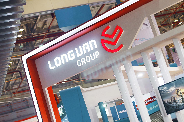 showroom design-long van group-bratus agency