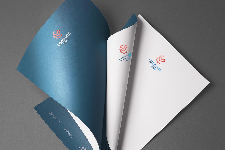 visual identity design-bratus-cty bratus- logo designer vietnam