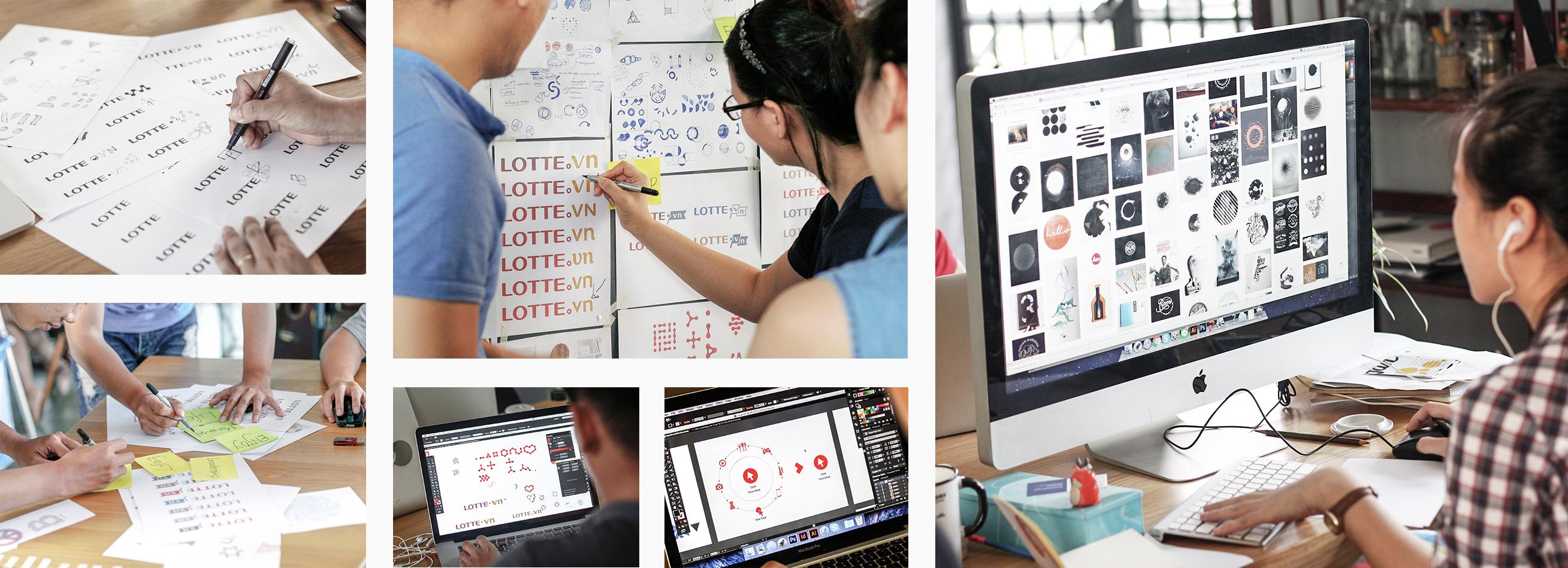 branding designprocess